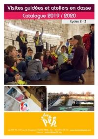 catalogue visite paris